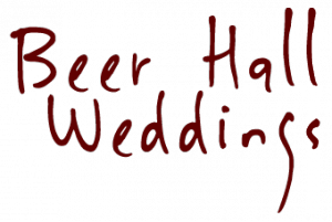 Beer Hall Weddings web