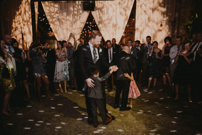 Houston Hall Wedding Experience - 04