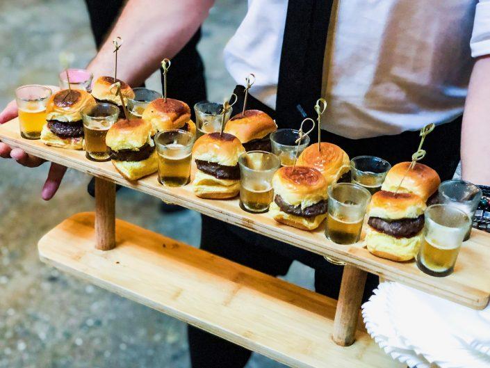 Houston Hall Wedding Feast 05