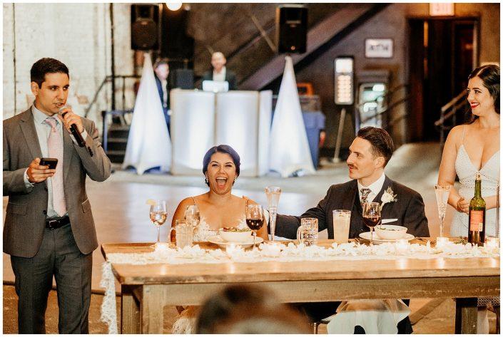 Houston Hall Wedding Experience - 01