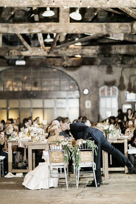 Houston Hall Wedding Experience - 03