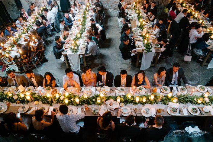 Houston Hall Wedding Experience - 07